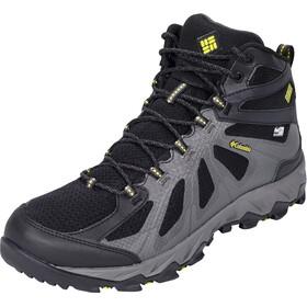 Columbia Peakfreak XCRSN II XCEL Mid Outdry Shoes Men Black/Zour